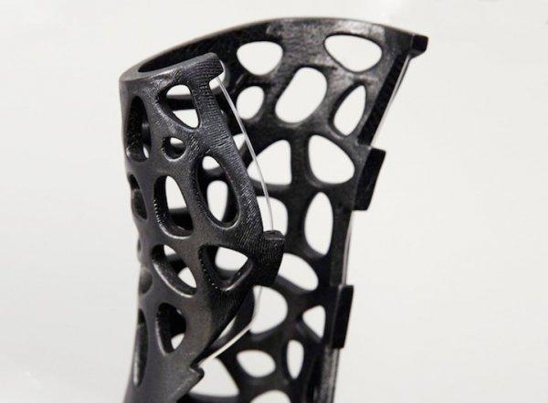 Легкий и цельный 3D-гипс Osteoid