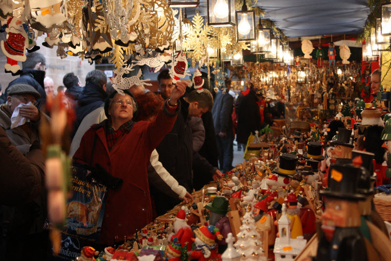 Рождественские ярмарки в Германии