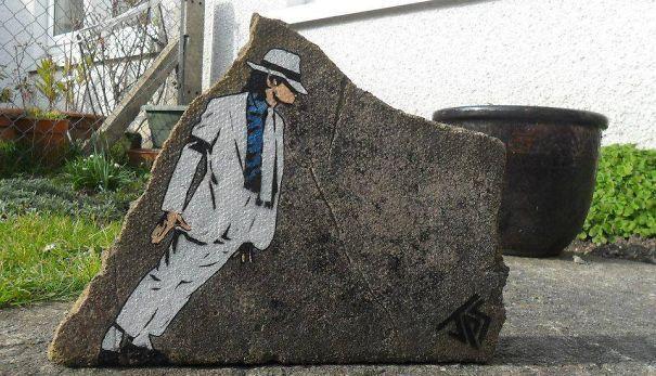 Стрит-арт Джейми Скэнлона