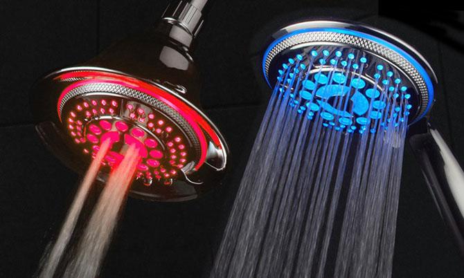 Креативные аксессуары для ванной и туалета