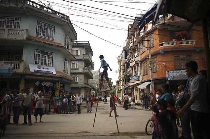 Непал - государство на Крыше мира