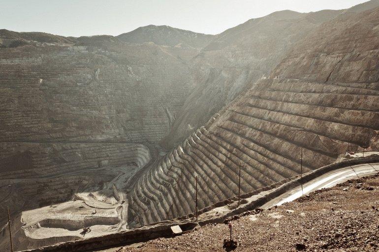Самый глубокий рукотворный каньон