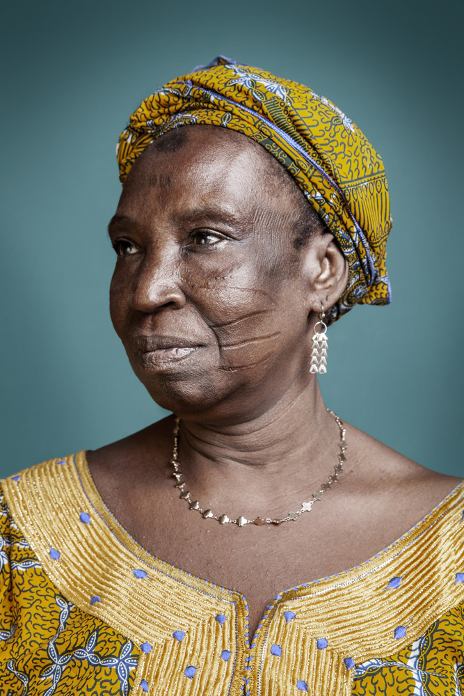 Шрамы как культурная традиция в Африке