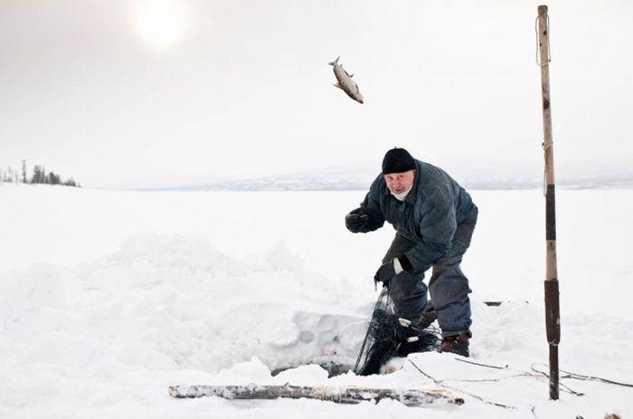 Непростая жизнь северного народа Эвенкии