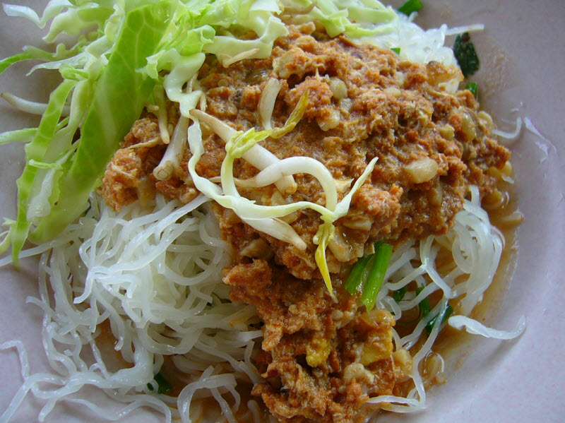 Традиционные блюда тайской кухни