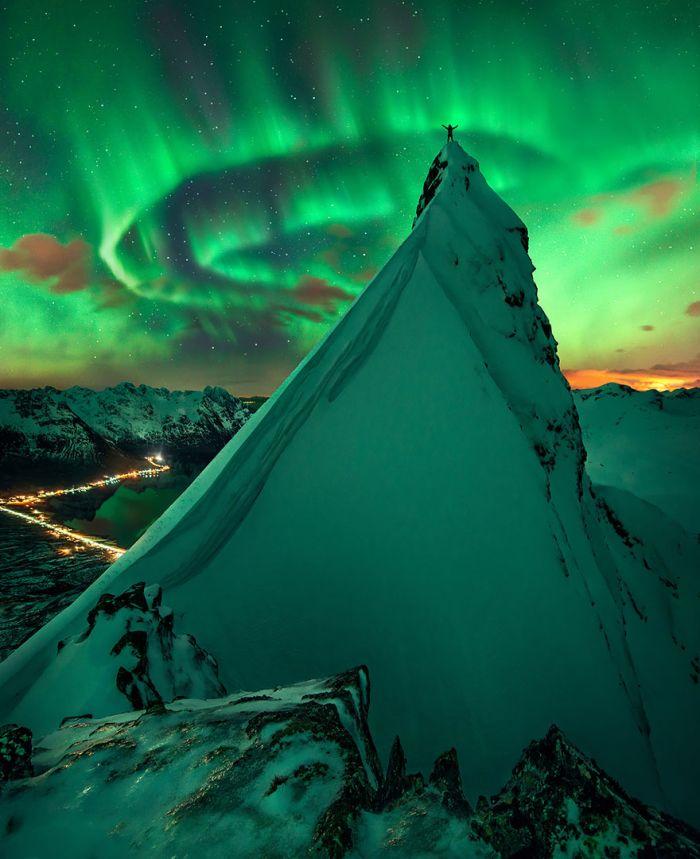 Завораживающие просторы Норвегии