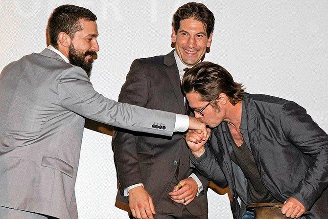 Лучшие фотографии знаменитостей от агентства Рейтер 2014