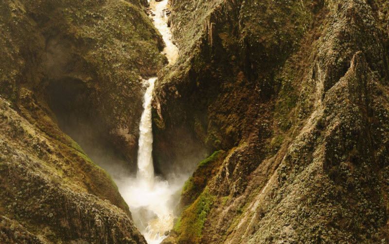 Самый глубокий каньон - Колка