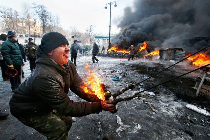 Фотографии агентства Associated Press 2014