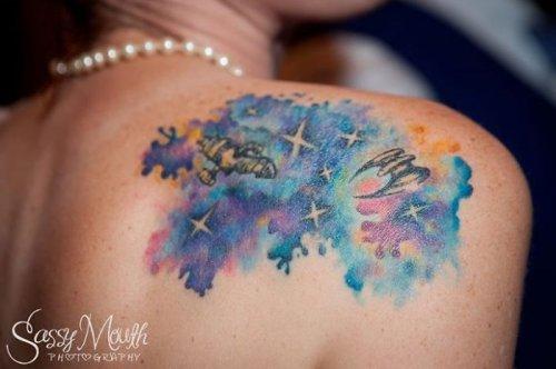 Космические татуировки