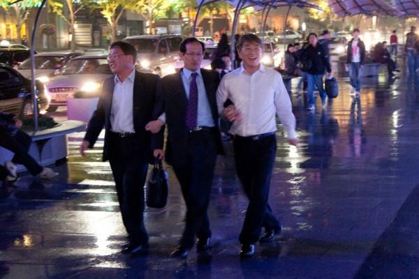 Странности в Южной Корее