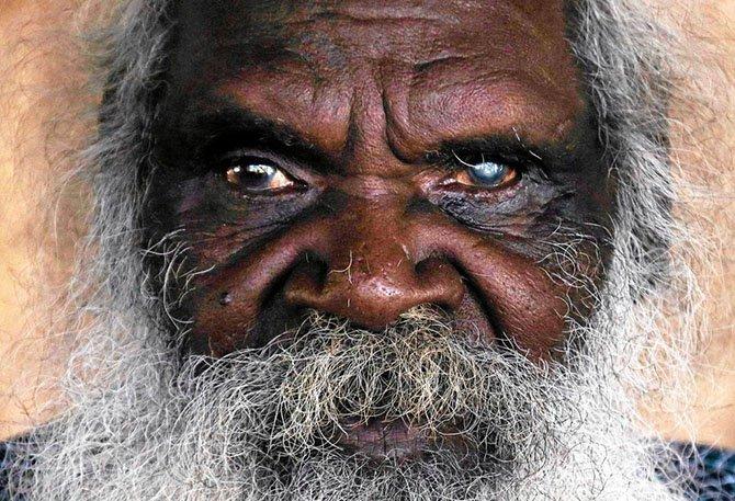 Повседневная жизнь австралийских аборигенов в объективе Дэвида Грея