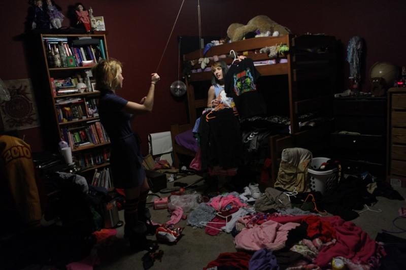 Фото из жизни американских подростков