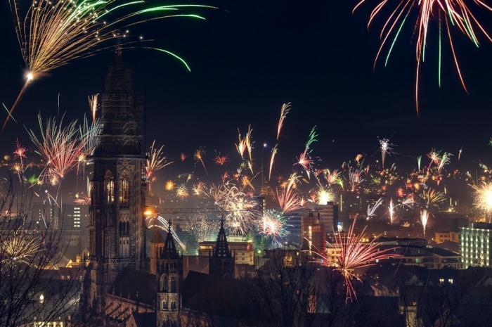Как встречали Новый год в разных странах мира