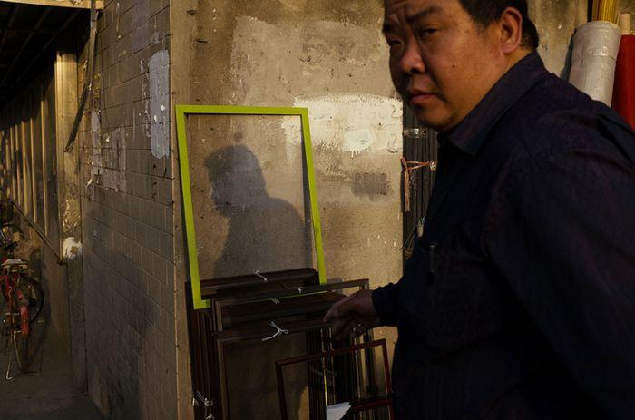 Уникальные уличные снимки от китайского фотографа Тао Лю