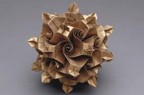 25 сложных оригами