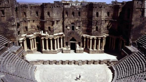 Величайшие памятники истории, которых уже не увидеть