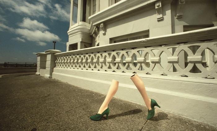 Удивительные фотографии Ги Бурдена