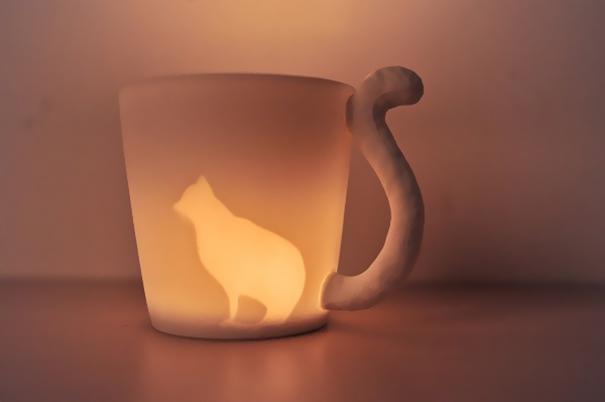 Интересные и необычные свечи