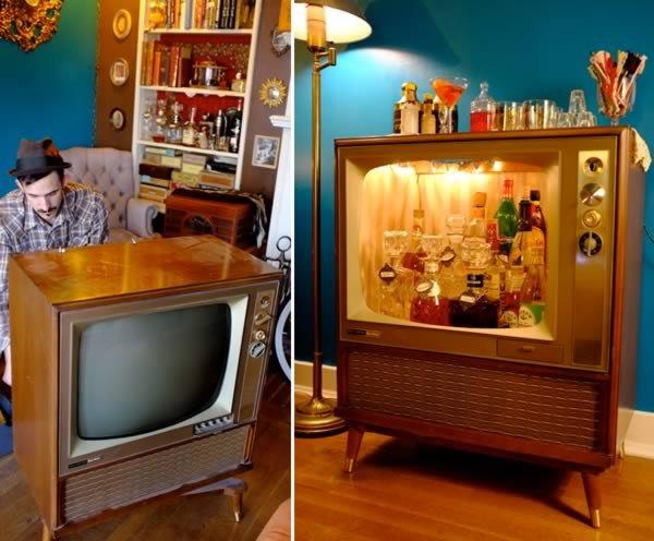 Самые невероятные домашние бары