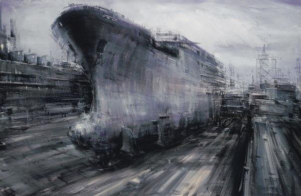 Современные картины итальянского художника Alessandro Papetti