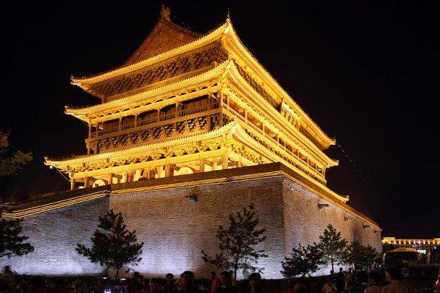Города служившие центрами торговли, власти и культуры