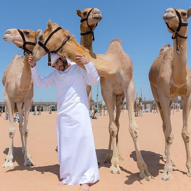 Как живет принц Дубаи