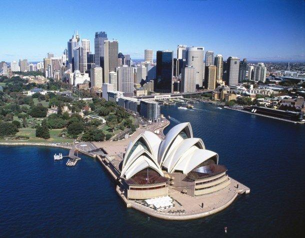 Забавные прозвища 25 городов мира