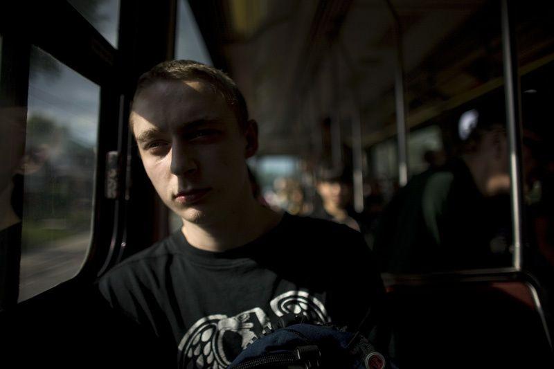 Канадские неонацисты фотожурналиста Бретта Гандлока