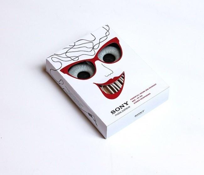 Необычные дизайнерские упаковки