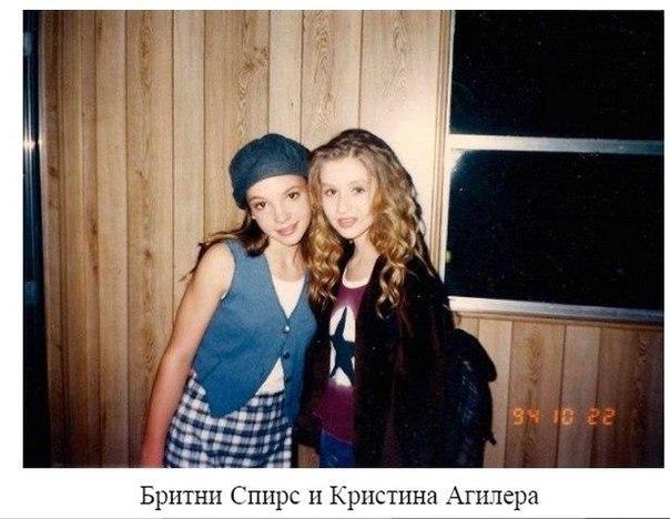 Фотографии знаменитостей в молодости