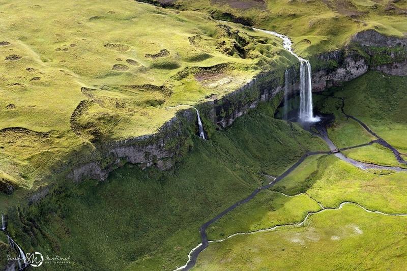 Очень красивые аэрофотоснимки Земли