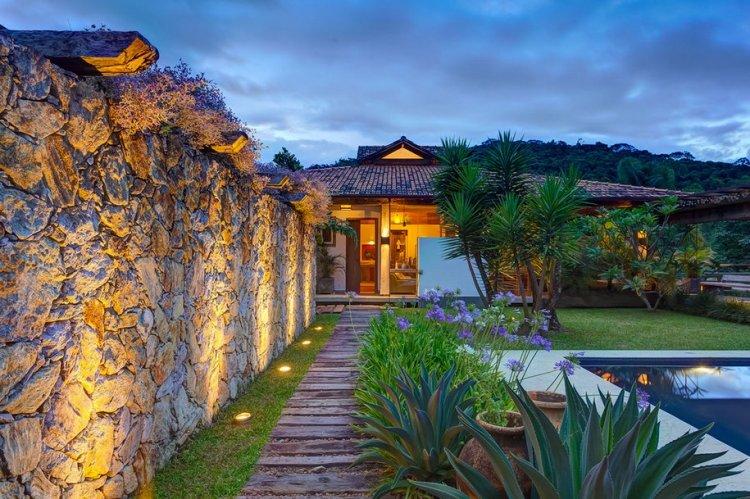 Особняк Casa Fazenda в Португалии