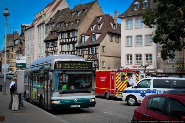 Прогулка по Страсбургу