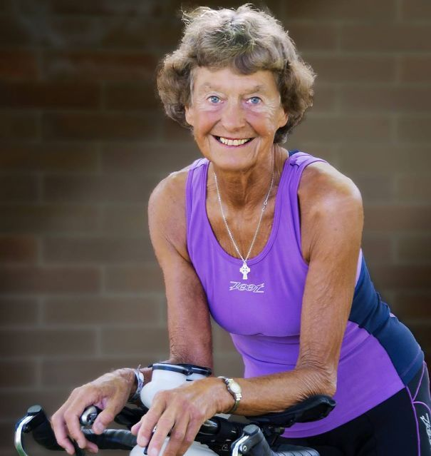 Пожилые люди, которые сумели сохранить здоровье и молодость