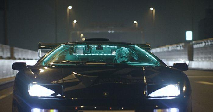 Съезд уникальных автомобилей Lamborghini