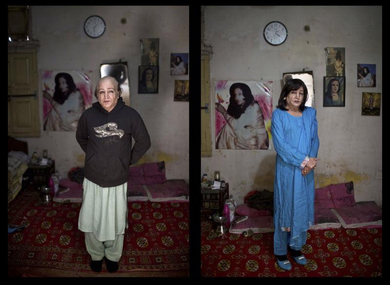 Двойная жизнь пакистанских трансвеститов