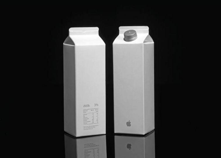 Если бы обычные продукты выпускали под всемирно известными марками