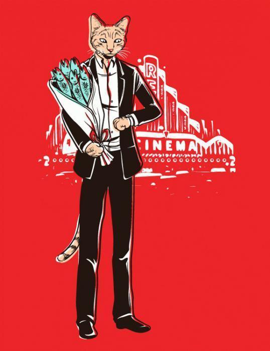 Креативные иллюстрации от Чоу Хон Лэм