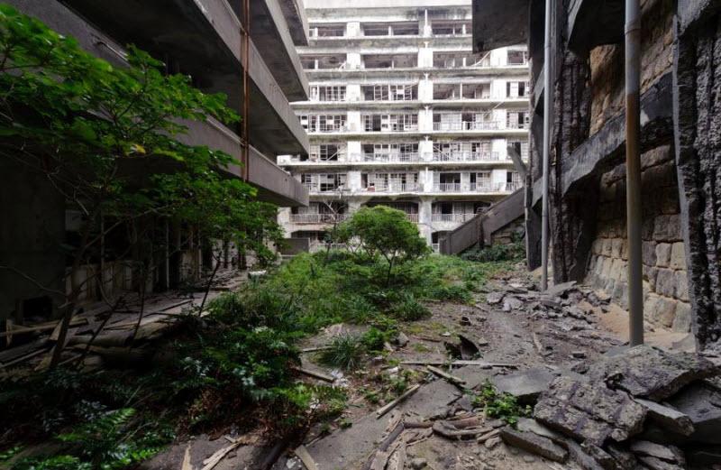 Популярные заброшенные места