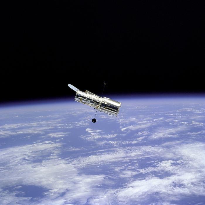 Самые известные фотографии от НАСА
