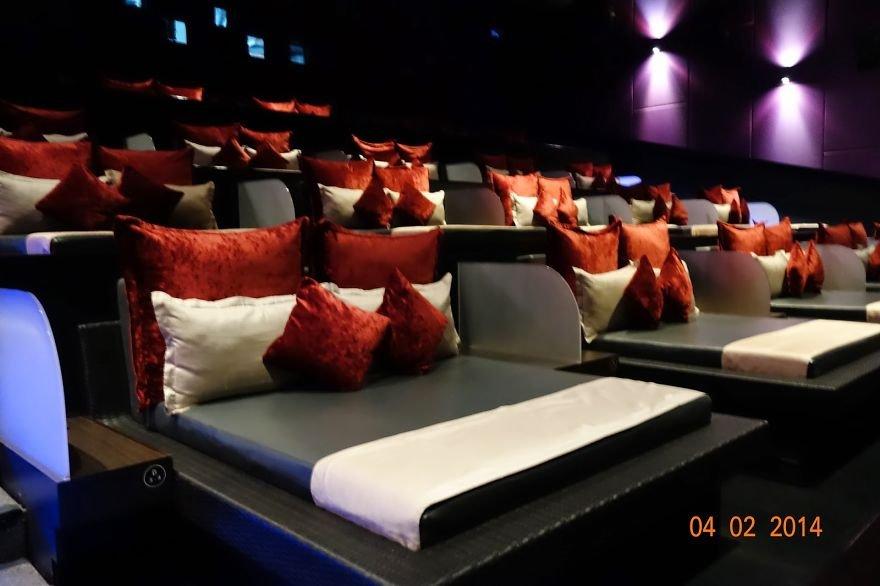 Самые необычные кинотеатры со всего мира