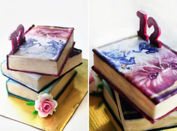 Самые оригинальные торты