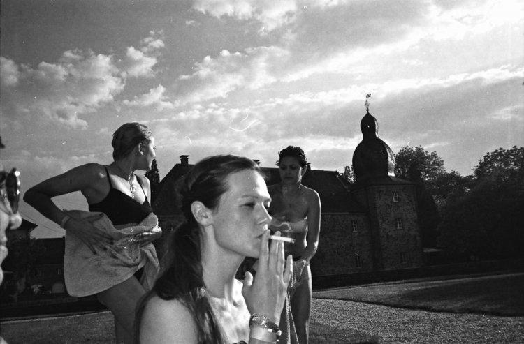 Живые фотографии Бена Берншнейдера