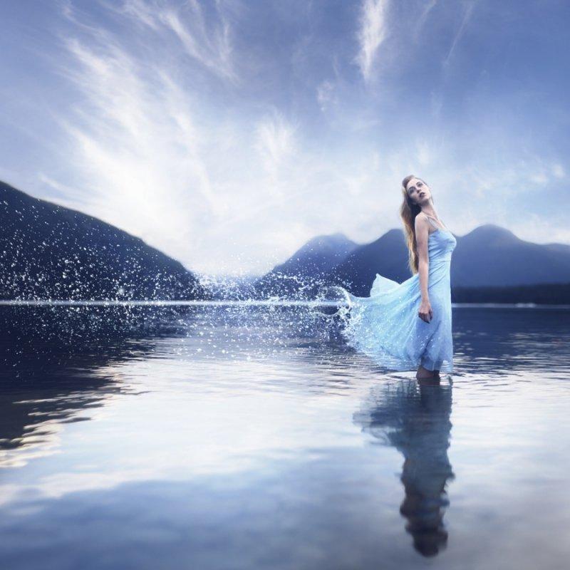 Невероятные сюрреалистические картины, созданные с помощью фотошопа