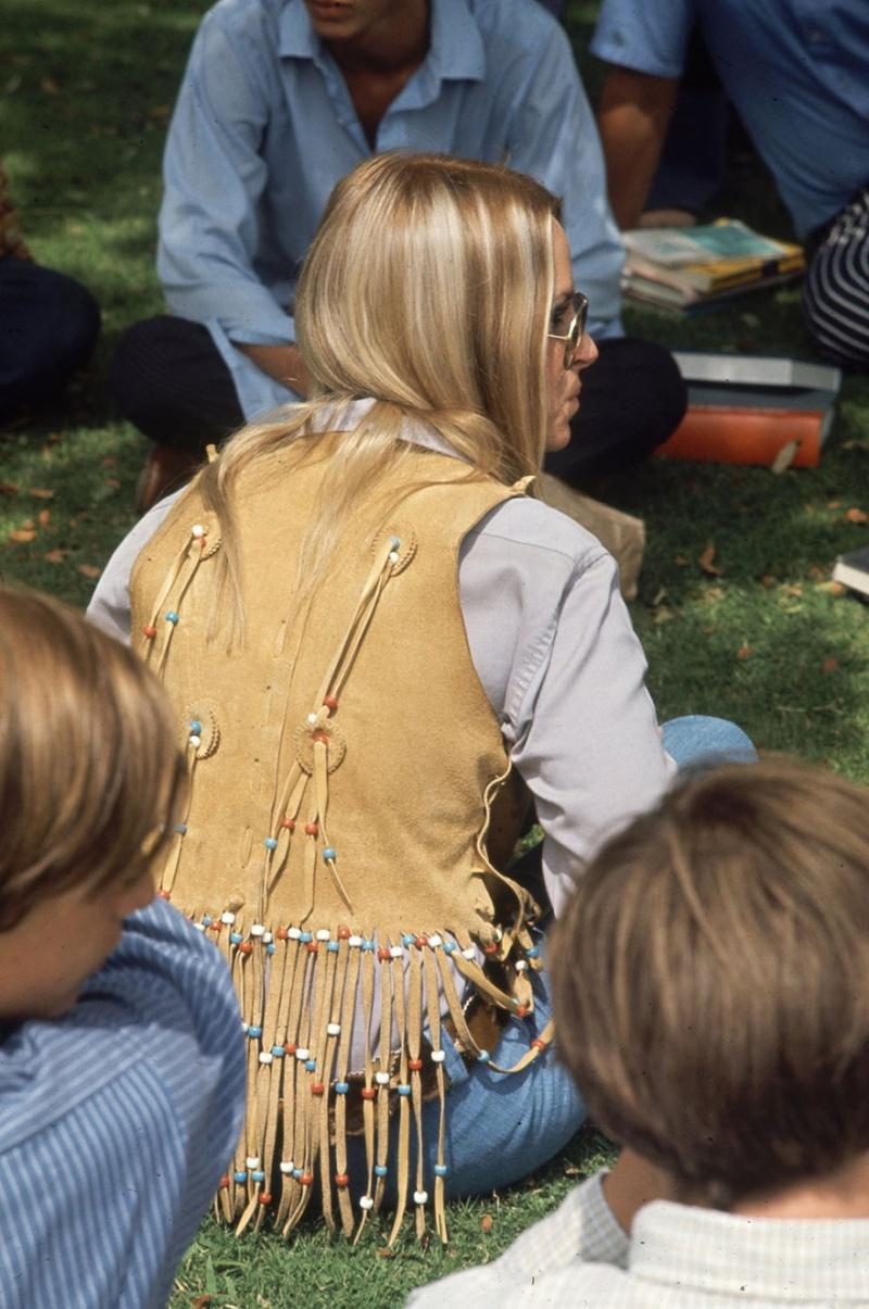 Школьная мода США в 60-е
