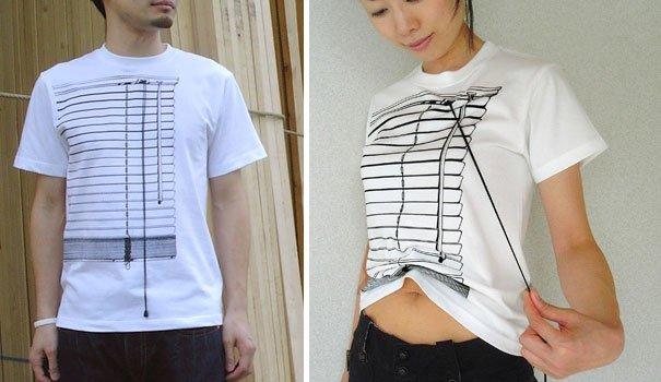 Оригинальные дизайнерские футболки