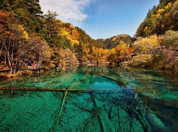 25 туристических мест, о которых не знает большинство путешественников