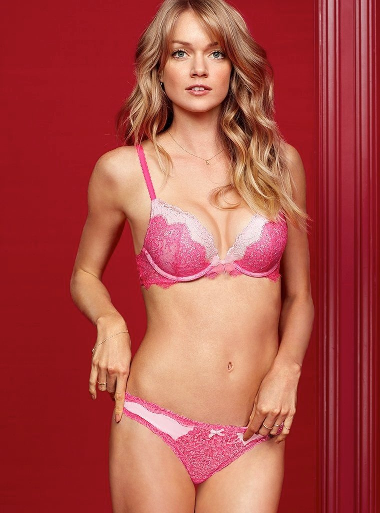 Ангелочки Victoria's Secret ко Дню Святого Валентина