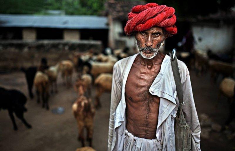 Портреты людей из разных уголков мира